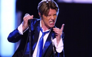 David Bowie live in Berlin in 2002