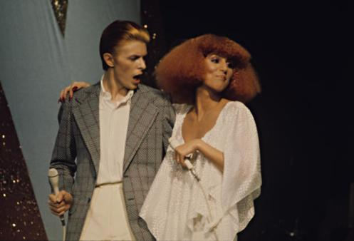 David Bowie duets with Cher