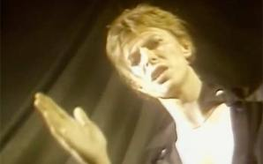 David Bowie Fashion promo video
