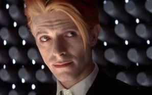 David Bowie inthe Man Who Fell To Earth