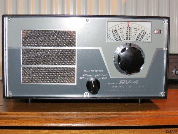 Drake RV-4 nach der Grundreinigung