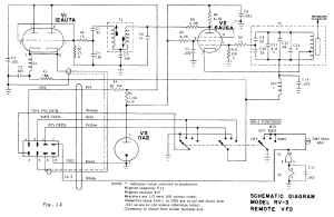 Drake RV-3 schematic