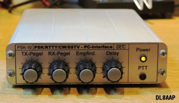 Soundkarten-Interface PSK10 von SEC