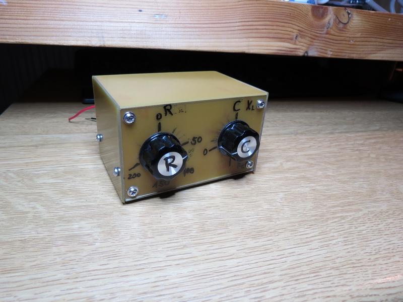Einfache HF-Rauschbrücke zur Impedanzanalyse (Teil 3) | DL8AAP