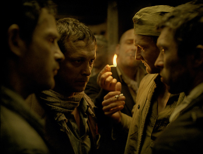 Levente Molnar-Son of Saul