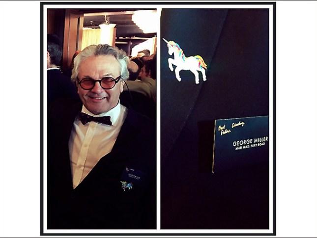 George Miller Oscar Luncheon 2016