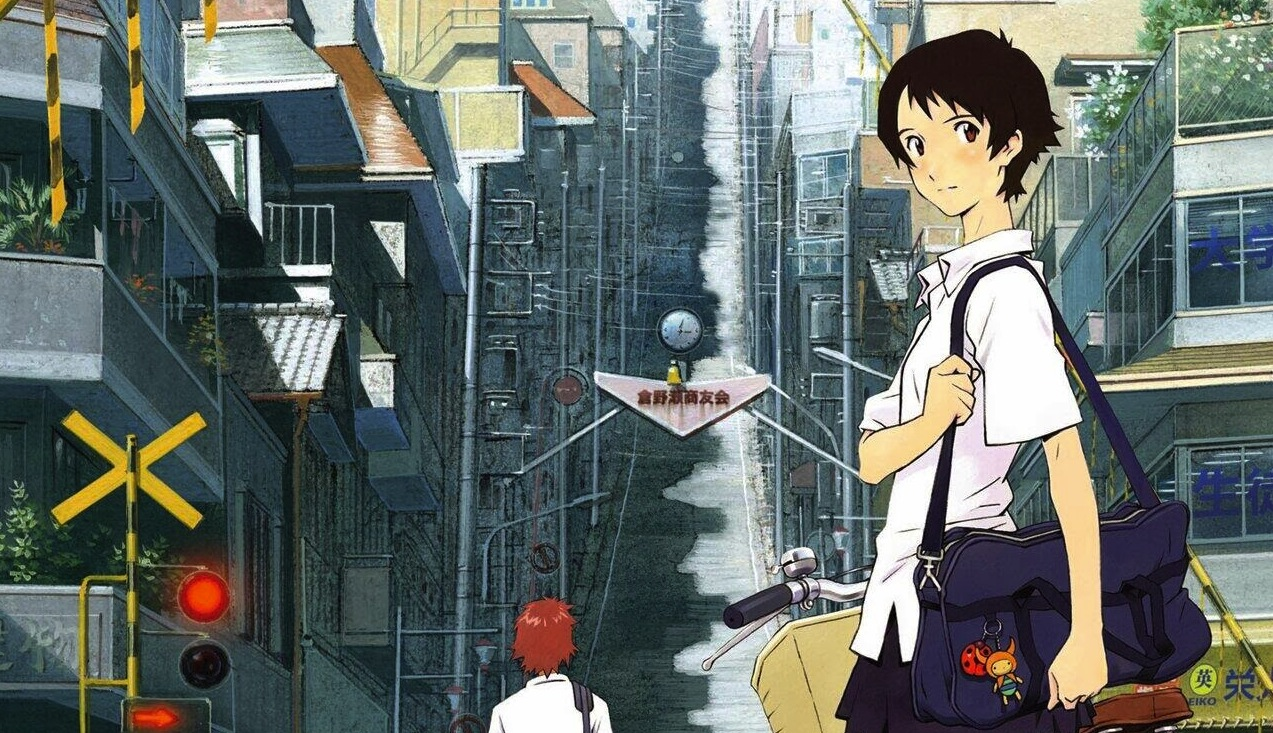 Image result for the girl who leapt through time 2006