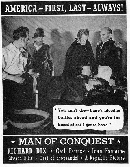 Man of Conquest-MPHerald Ad