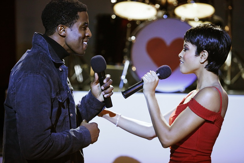 Gavin Houston and Lex Scott Davis star in Toni Braxton: Unbreak My Heart