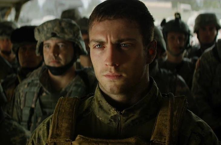 Review: Godzilla' Starring Aaron Taylor-Johnson, Bryan ...