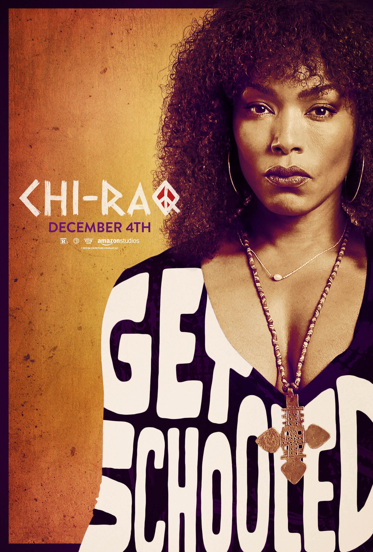 CHI-RAQ - Character Poster - Angela Bassett