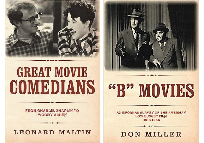 Leonard Maltin Books Combo-2