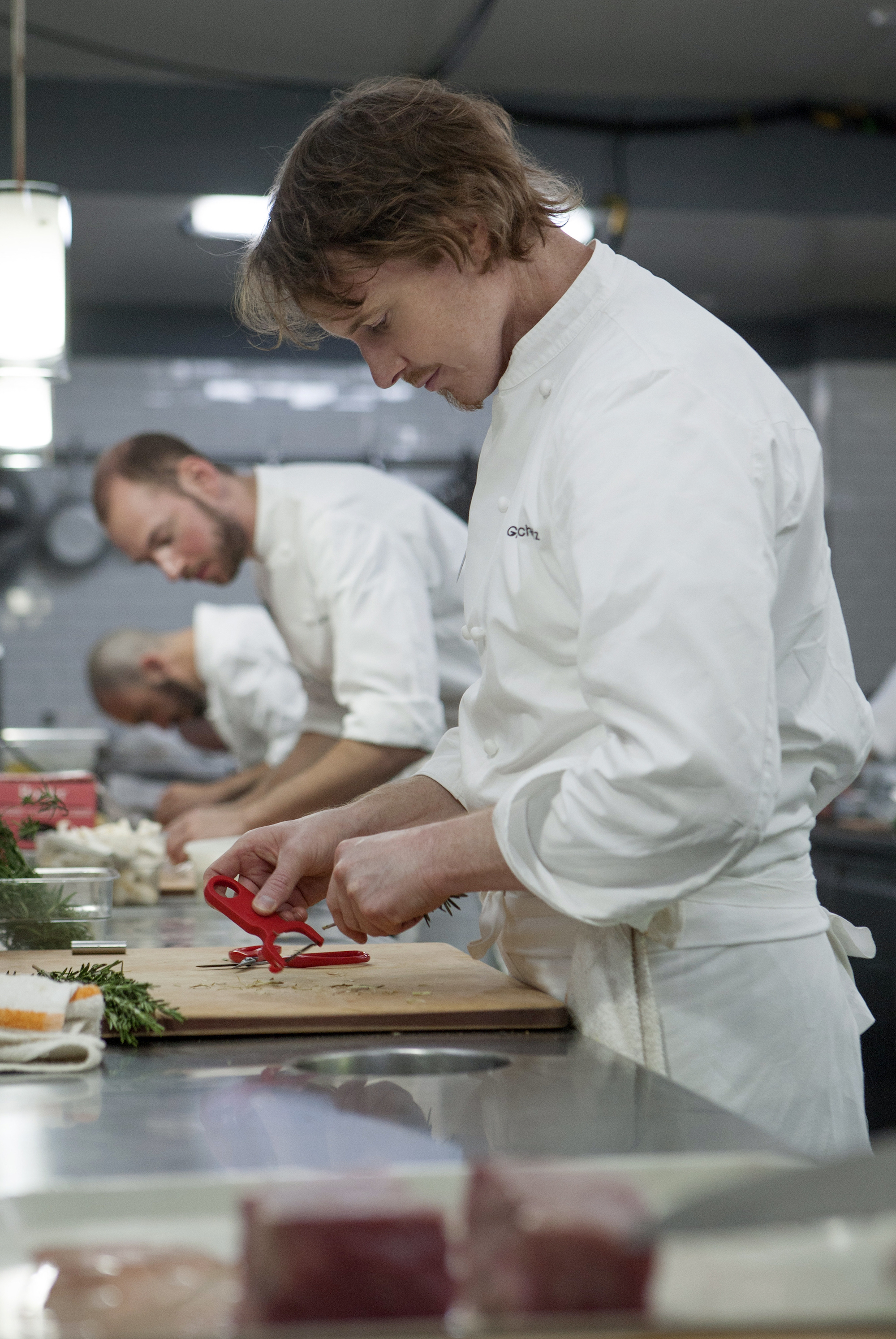 Chefs Freshdirect What Table