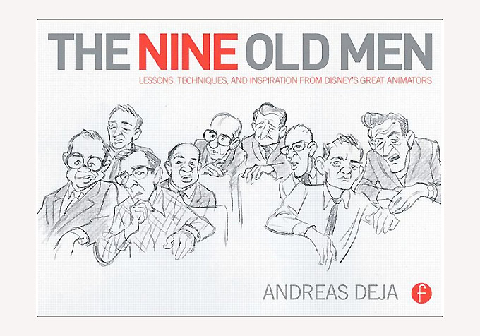 Andreas Deja-the Nine Old Men