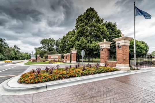 Cantigny Park Main Entrance