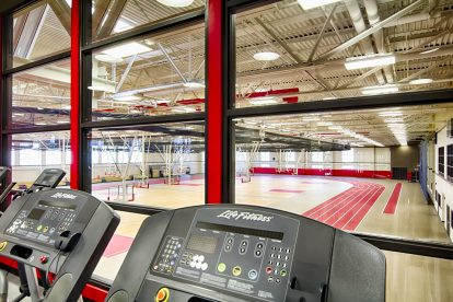 A Hardworking Sports & Recreation Center Design