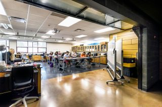 Classroom Design boosts Peer Learning