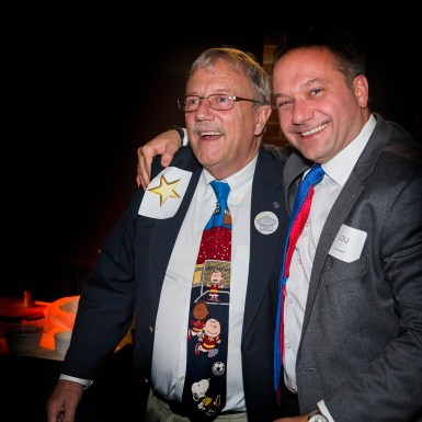 Bruce Dahlquist and Lou Noto (DLA Architects, Ltd.)