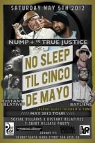 Cinco De Mayo party in San Jose - Nump, Bayliens, DLabire, YDMC