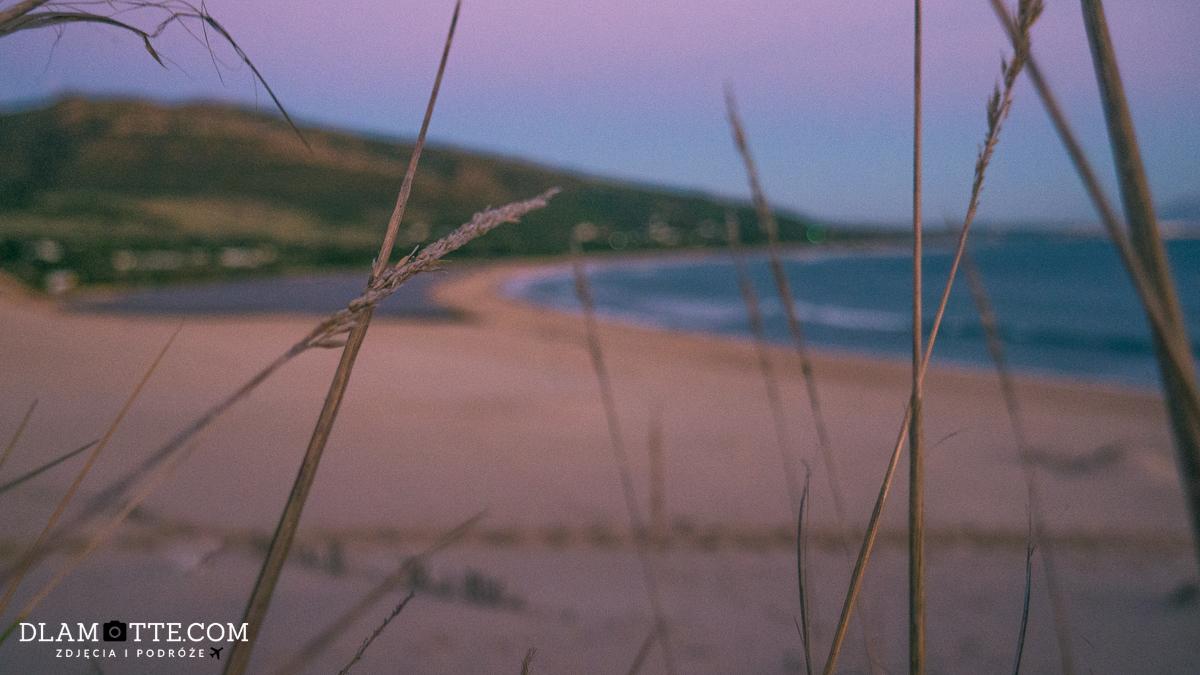 zachód słońca Punta Paloma Andaluzja