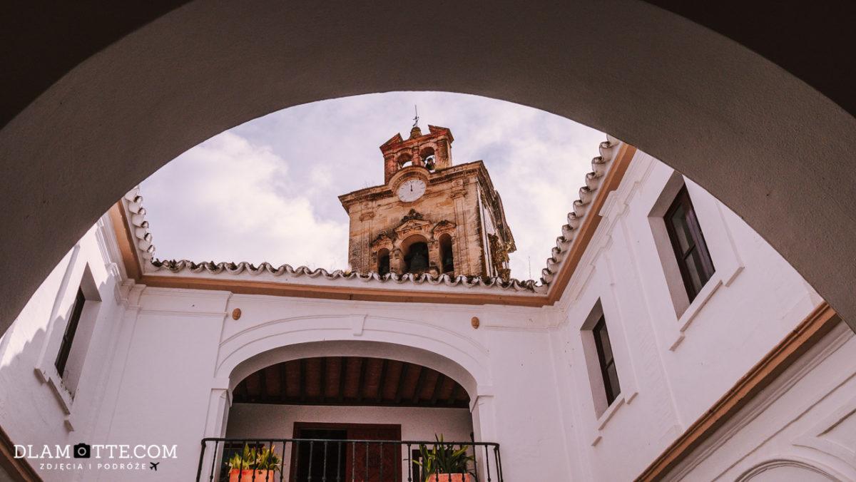 Arcos de la Frontera roadtrip po Andaluzji