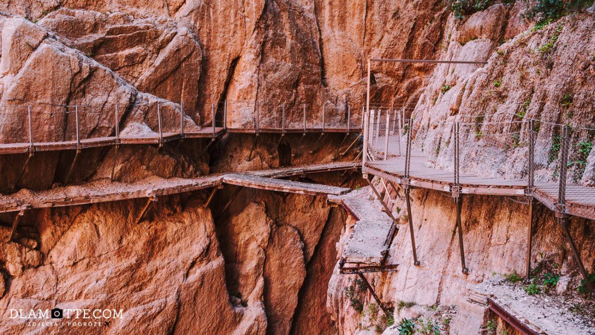 Caminito del Rey roadtrip po Andaluzji