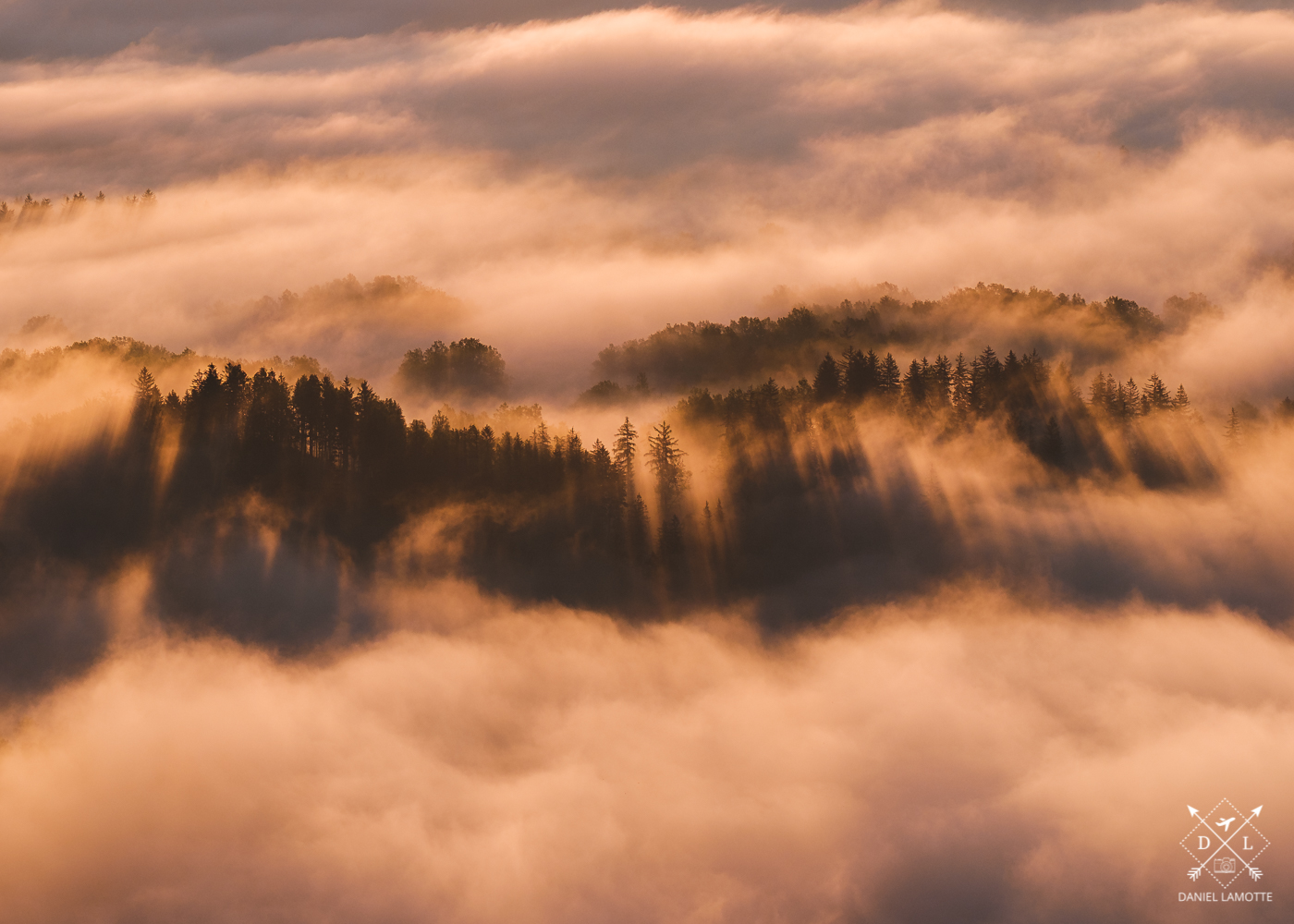 plakat fotograficzny góry rudawy janowickie