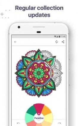 Coloring Book For Me Mandala 4 15 Apk Premium Download Android