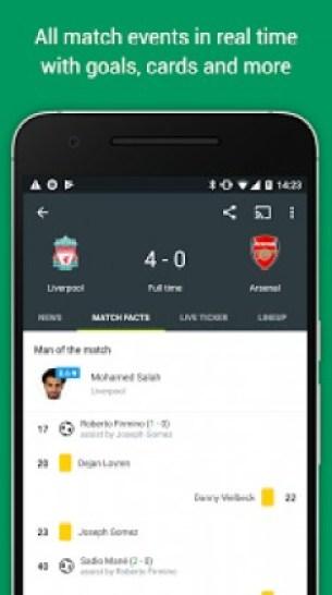 FotMob Soccer Scores Pro 114.0.7808.20200403 Apk Mod | Download ...