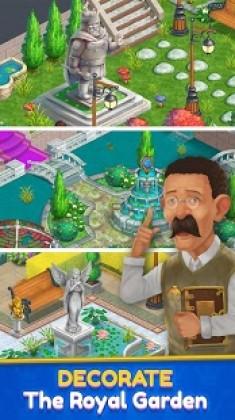 Royal Garden Tales - Match 3 Castle Decoration Apk Mod
