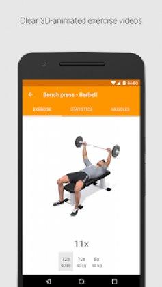 Virtuagym Fitness - Hogar y gimnasio Apk