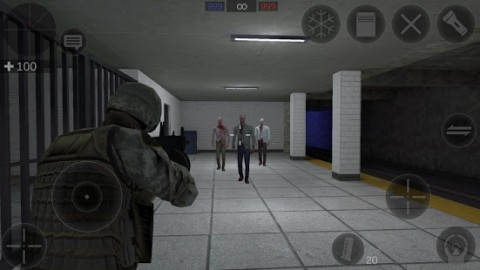 Zombi Savaş Simülatörü Apk Mod
