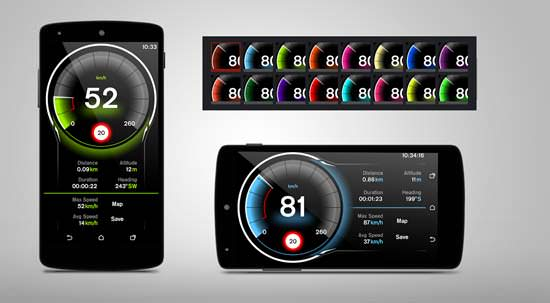 Speed View GPS Pro 1.4.36 Patched | Download Android