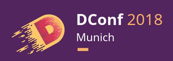 DConf 2018 Ex Post Facto – The D Blog