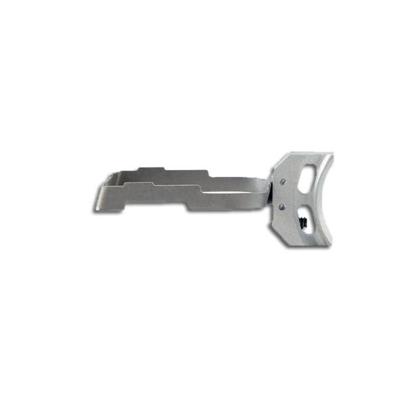 Adjustable Trigger Colt Gold Cup, Ultralight Titanium / Magnesium - MEDIUM