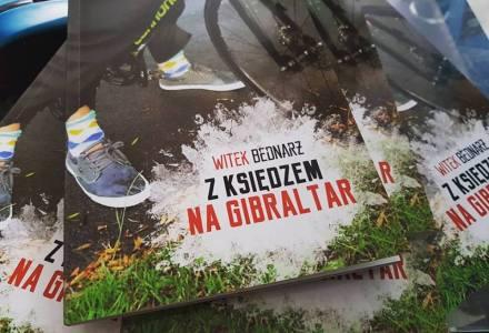 """Formularz zamówienia książki """"Z księdzem na Gibraltar"""""""