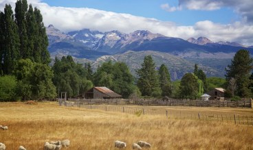 To its credit, this part of Argentina is home to some of the loveliest ranches I have ever seen.