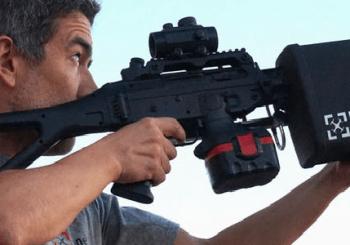 El Ejército 'ficha' tecnología española para protegerse de un ataque con drones