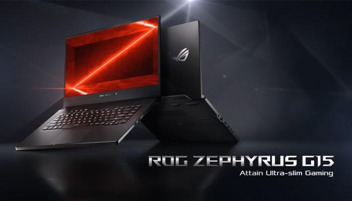 Rog Zephyrus G Ga502