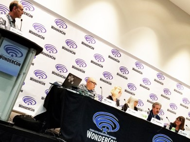 Wondercon 2018 Children's Book Panel
