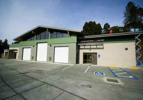 Tilden Maintenance Facility