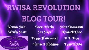 RWISA Revolution Tour Banner