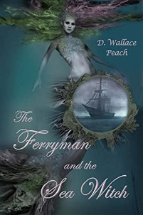 Cover to The Ferryman and the Sea Witch