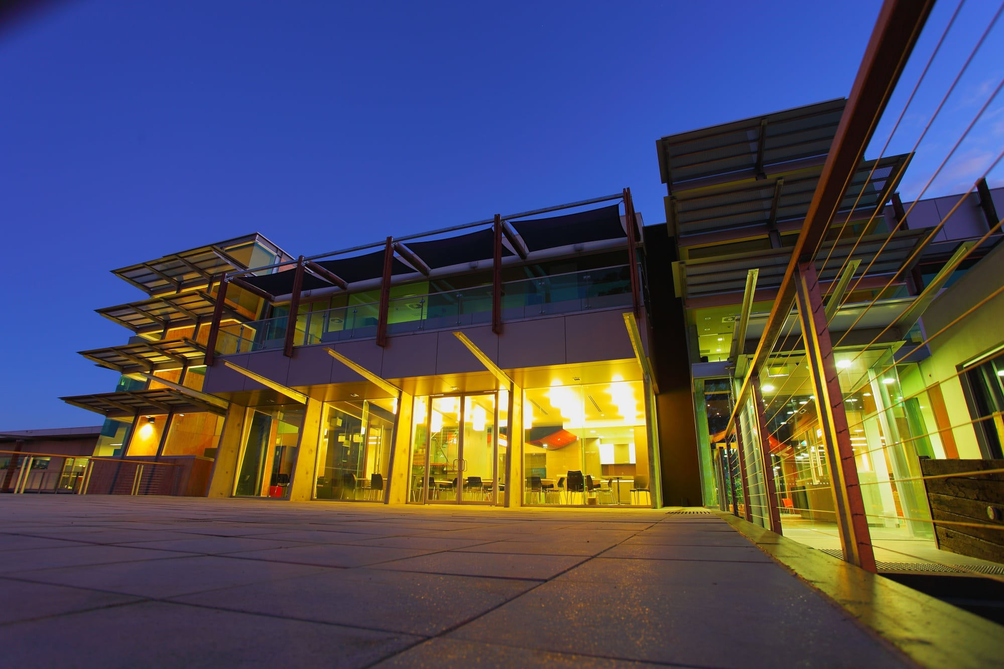 Monash Bendigo Regional Clinical School - Building Front