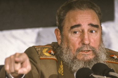 Fidel Castro Dies at 90. The World Celebrates