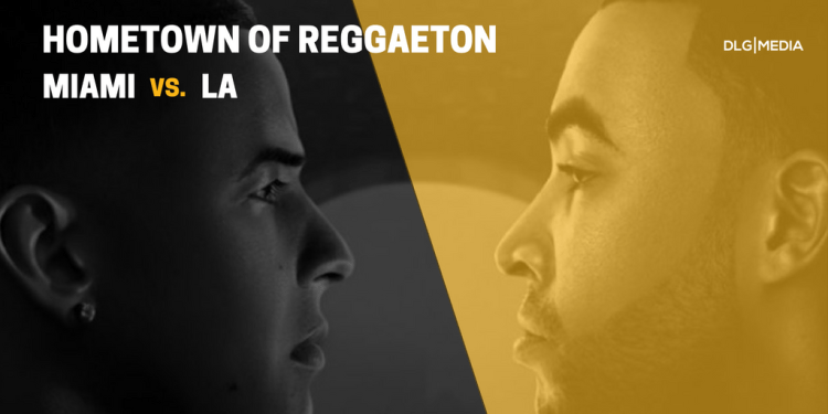 What is the Hometown of Reggaeton? Miami vs. LA