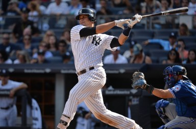 Gary Sanchez Is The Next Yankee Superstar