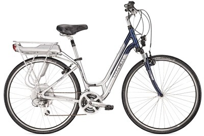 Elektricheskii velosiped