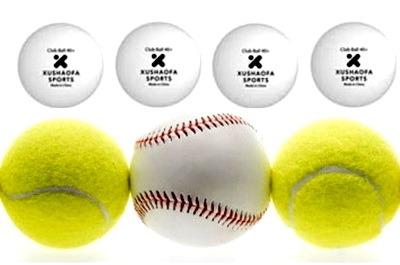 Теннисные мячи. Виды и устройство. Как выбрать и особенности