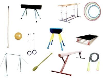 Гимнастические снаряды. Виды и конструкция. Особенности